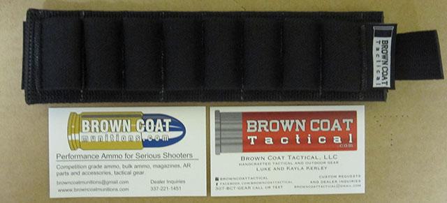 Browncoat Tactical Shotgun Shell Holder